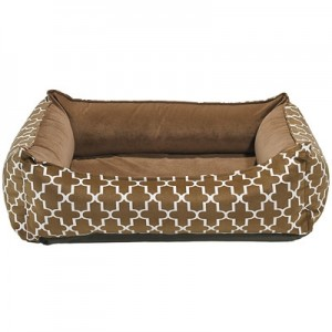Cedar Lattice Oslo Orthopedic Bed