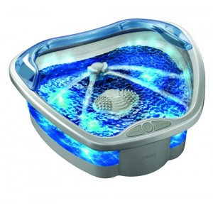 Hydro-Therapy Foot Massager Homedics