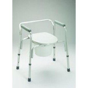 Heavy Duty Commode By Guardian