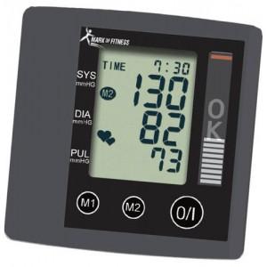 2 Person Wrist BP Unit w/ CPS & Irregular Heartbeat Detection