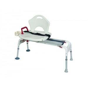 Transfer Bench Universal Sliding and Folding