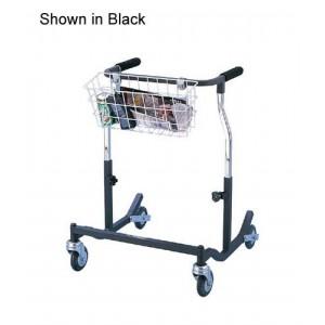 Anterior Safety Roller-Adult Black