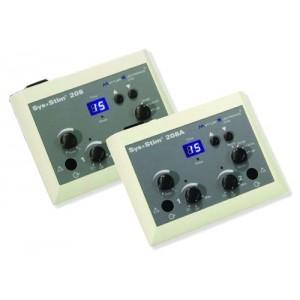 Sys*Stim 208A Low Volt Muscle Stimulator- 2 Channel