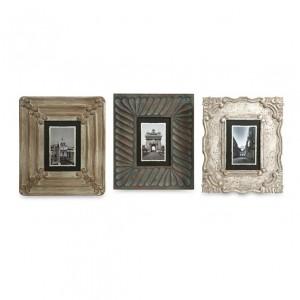 Aiden Hand Carved Frames - Set of 3