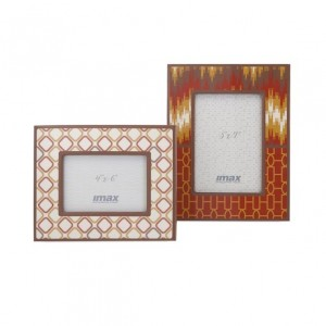 Essentials Energetic Photo Frames - Set of 2