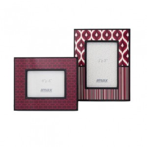 Essentials Irresistible Photo Frames - Set of 2
