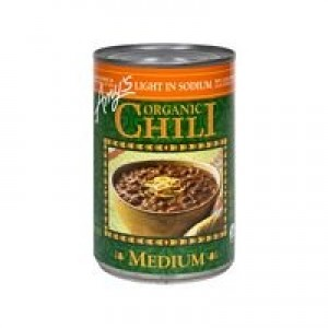 Amy's Kitchen Medium Chili Low Sodium ( 12x14.7 Oz)