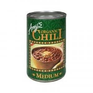 Amy's Kitchen Medium Chili ( 12x14.7 Oz)