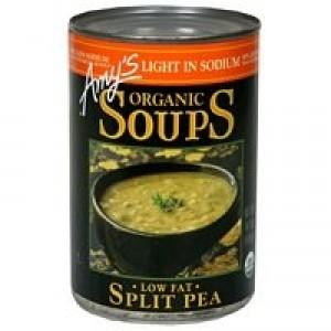 Amy's Kitchen Low Sodium Split Pea Soup ( 12x14.1 Oz)