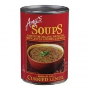 Amy's Kitchen Curried Lentil Soup ( 12x14.5 Oz)