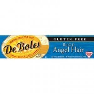 Deboles Rice Angel Hair Gluten Free ( 12x8 Oz)