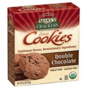 Mary's Gone Crackers Mary's Gone Crackers Double Chocolate Cookies ( 6/5.5 OZ)