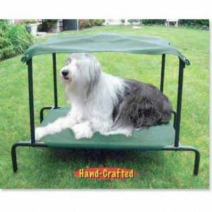 "Kittywalk Puppywalk Breezy Bed Medium Green 28"" x 20"" x 25"""