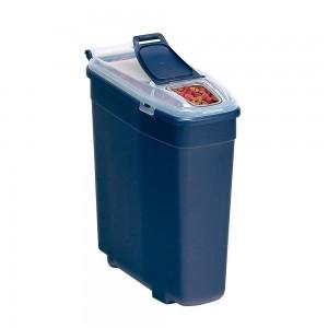 Bergan Smart Storage Medium 20 - 24 lbs Navy Blue