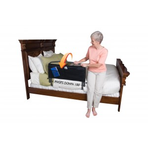 30 inch Safety Bed Rail & Padded Pouch by Stander