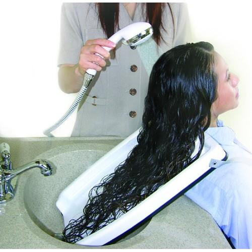 Shampoo hair wash tray daily care for seniors