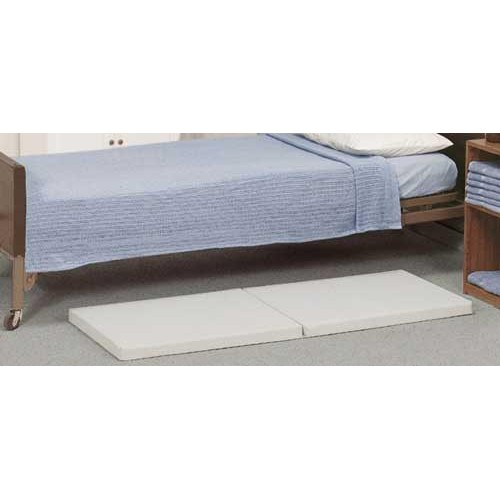 Bedside Soft Fall Mat 4x36x68 One Piece Daily Care For