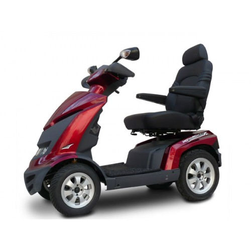 Royale 4 daily care for seniors for Motorized scooters for seniors