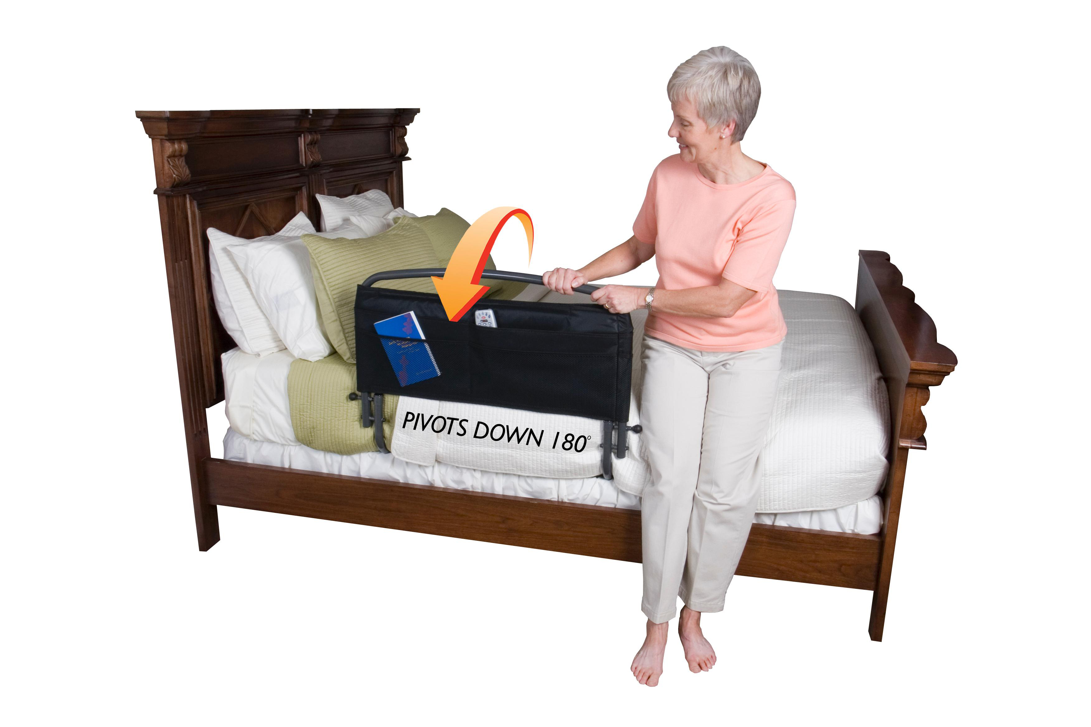 30 Inch Safety Bed Rail Amp Padded Pouch By Stander Daily